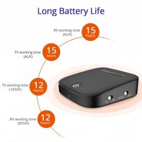 Tronsmart Encore M1 Audio Bluetooth Transmitter & Receiver 3.5mm SPDIF - Black - 7