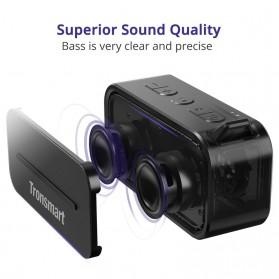 Tronsmart Element Portable Waterproof Bluetooth Speaker - T2 - Black - 2