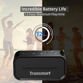 Tronsmart Element Portable Waterproof Bluetooth Speaker - T2 - Black - 4