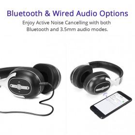 Tronsmart Encore Bluetooth Headphone - S6 - Black - 2