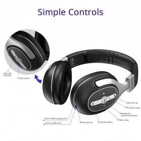 Tronsmart Encore Bluetooth Headphone - S6 - Black - 3