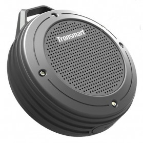 Tronsmart Element Bluetooth Speaker Waterproof DSP 3D Stereo - T4 - Black