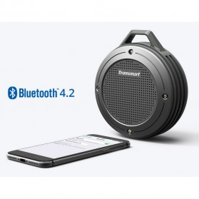 Tronsmart Element Bluetooth Speaker Waterproof DSP 3D Stereo - T4 - Black - 3