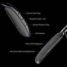 Tronsmart Encore Bluetooth Earphone - S4 - Black - 6