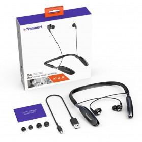 Tronsmart Encore Bluetooth Earphone - S4 - Black - 10
