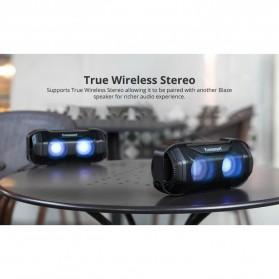 Tronsmart Blaze Portable Bluetooth Speaker Superior Bass Waterproof - ES-E92 - Black - 7