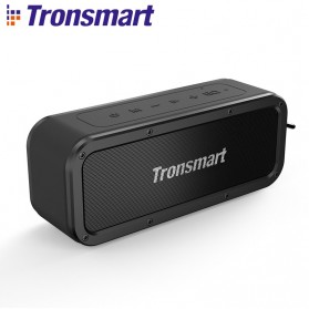 Tronsmart Element Force Bluetooth Speaker IPX7 Waterproof 40W - Black