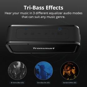 Tronsmart Element Force Bluetooth Speaker IPX7 Waterproof 40W - Black - 3