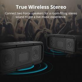 Tronsmart Element Force Bluetooth Speaker IPX7 Waterproof 40W - Black - 4