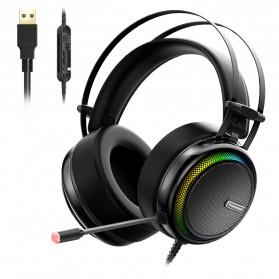 Tronsmart Glary Headphone Gaming Virtual Surround 7.1 - Black - 2