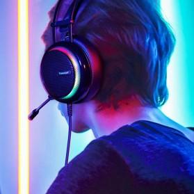 Tronsmart Glary Headphone Gaming Virtual Surround 7.1 - Black - 3