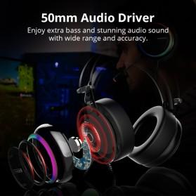 Tronsmart Glary Headphone Gaming Virtual Surround 7.1 - Black - 4