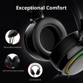 Tronsmart Glary Headphone Gaming Virtual Surround 7.1 - Black - 6