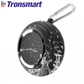 Tronsmart Element Splash Portable Bluetooth Speaker Waterproof - Black