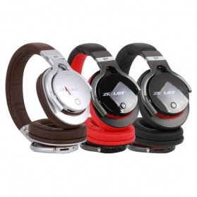 Zealot B5 Wireless Headset Bluetooth Headphone with TF & Mic - Black - 4