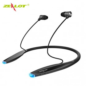 Zealot H7 Wireless Bluetooth Earphone - Black