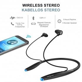 Zealot H7 Wireless Bluetooth Earphone - Black - 2