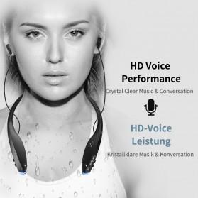 Zealot H7 Wireless Bluetooth Earphone - Black - 4