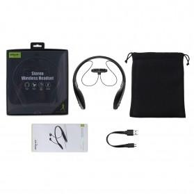 Zealot H7 Wireless Bluetooth Earphone - Black - 9