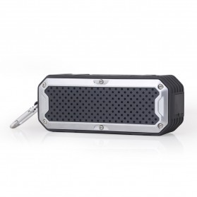 ZEALOT Bluetooth Speaker Waterproof Power Bank 5200mAh - S6 - Green - 5