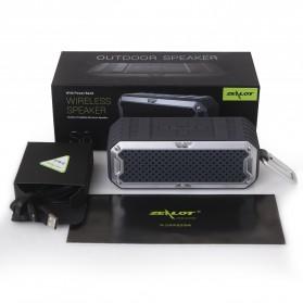 ZEALOT Bluetooth Speaker Waterproof Power Bank 5200mAh - S6 - Green - 6