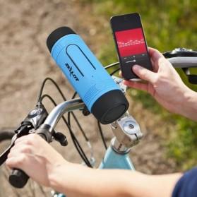 Zealot Bluetooth Speaker With Flashlight 4000mAh Power Bank - S1 - Gray - 3