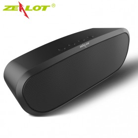 ZEALOT Bluetooth 4.0 Speaker Dual Channel Stereo - S9 - Black