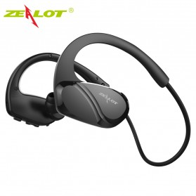 Zealot H6 Bass Wireless Bluetooth Earphone - Black