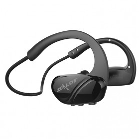 Zealot H6 Bass Wireless Bluetooth Earphone - Black - 4