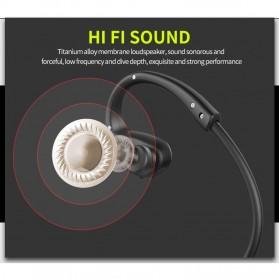 Zealot H6 Bass Wireless Bluetooth Earphone - Black - 7