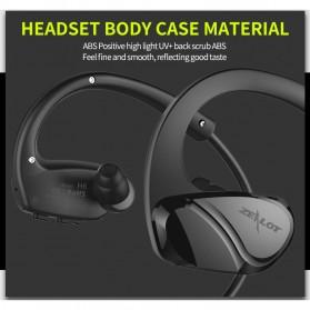 Zealot H6 Bass Wireless Bluetooth Earphone - Black - 8