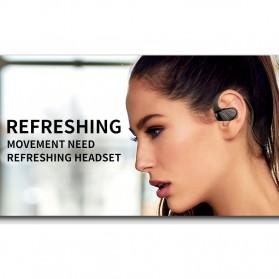 Zealot H6 Bass Wireless Bluetooth Earphone - Black - 10