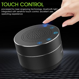 Zealot Mini Portable Bluetooth Speaker Super Bass - S19 - Black - 2