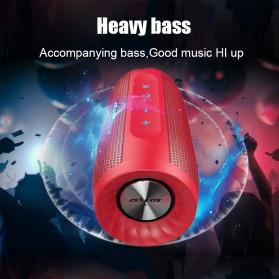 Zealot S16 Bluetooth Speaker Dual Bass dengan Powerbank 4000mAh - Black - 3