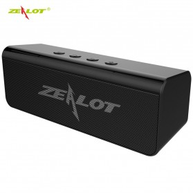Zealot Portable Bluetooth Speaker 10W - S31 - Black