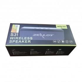 Zealot Portable Bluetooth Speaker 10W - S31 - Black - 12
