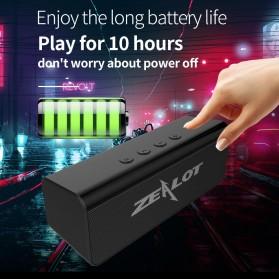 Zealot Portable Bluetooth Speaker 10W - S31 - Black - 4