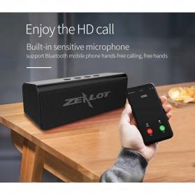 Zealot Portable Bluetooth Speaker 10W - S31 - Black - 5