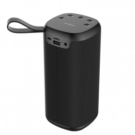 Zealot Portable Bluetooth Speaker Outdoor Subwoofer - S35 - Black
