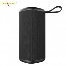 Zealot Portable Bluetooth Speaker Outdoor Subwoofer - S35 - Black - 4