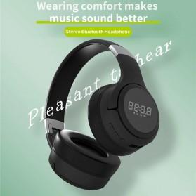 Zealot B28 Wireless Headset Headphone Bluetooth 5.0 with Mic - Black - 2