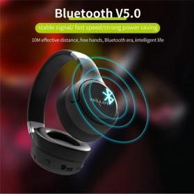 Zealot B28 Wireless Headset Headphone Bluetooth 5.0 with Mic - Black - 10