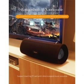 Zealot Portable Bluetooth Speaker 3D Stereo - S38 - Black - 11