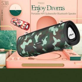 Zealot Portable Bluetooth Speaker 3D Stereo - S38 - Black - 2