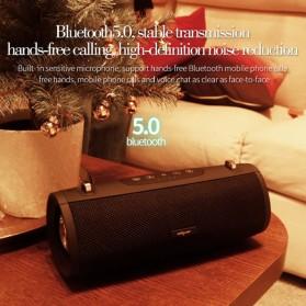 Zealot Portable Bluetooth Speaker 3D Stereo - S38 - Black - 5