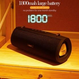 Zealot Portable Bluetooth Speaker 3D Stereo - S38 - Black - 6
