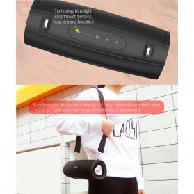 Zealot Portable Bluetooth Speaker 3D Stereo - S38 - Black - 9