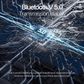 Zealot Portable Bluetooth Speaker Super Bass FM Radio - S42 - Black - 12