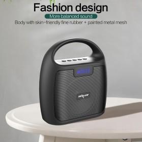 Zealot Portable Bluetooth Speaker Super Bass FM Radio - S42 - Black - 2
