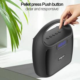 Zealot Portable Bluetooth Speaker Super Bass FM Radio - S42 - Black - 3